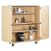 Extra Large Mobile Storage Cabinet - MSSC-200