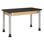 "48"" x 24"" Adjustable-Height Table"
