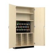 Art/Paint Storage Cabinet