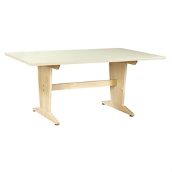"60"" x 42"" Art/Activity Table - Elementary School Height"
