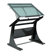 Sit and Stand Drawing Table