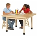 Worktop Classic Four-Station Table - WX4-P