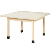 Worktop Classic Elementary Four-Student Table