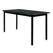 "54"" x 24"" Metal Activity Table"