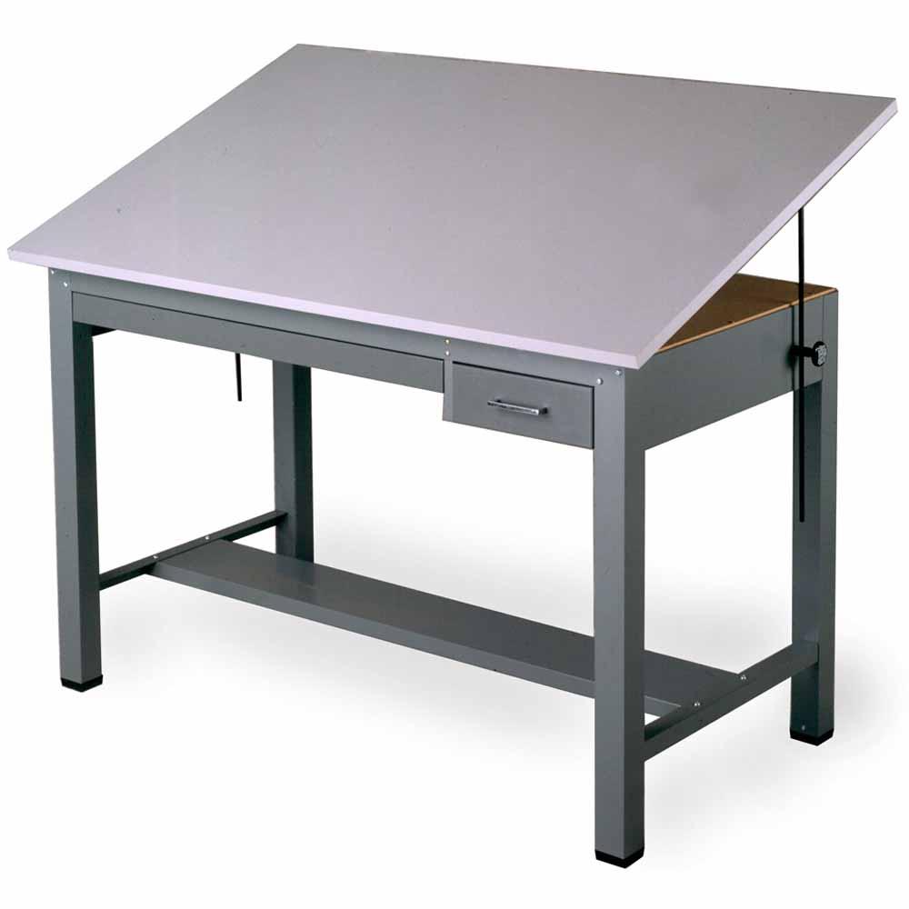 "mayline 38.5"" x 48"" economy ranger drafting table (7724,7724a,7724b)"