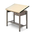 "30"" x 42"" Ranger 4-Post Drafting Table"