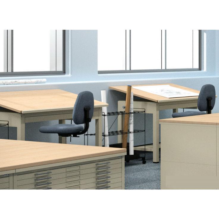 Mayline 375 x 60 ranger 4 post drafting table 7736 7736a 7736b 375 x 60 ranger 4 post drafting table malvernweather Gallery