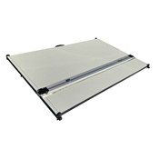 "24"" x 36"" Portable Drafting Board with PRO-Draft Parallel Bar"