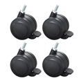 Alphabetter Hard Floor Casters