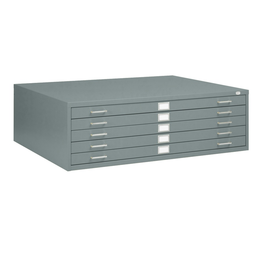 Safco 5 drawer flat file for 36 x 48 media 4998 5 drawer flat file for 36 x 48 media malvernweather Images