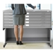 "5-Drawer Flat File for 36"" x 48"" Media - 4998"
