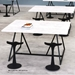 Oasis Teaming Standing-Height Table - 3020CY