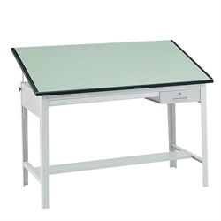Drafting tables and drawing boards drafting equipment warehouse 3952 3962gr safco 375 x 60 precision drafting table malvernweather Gallery