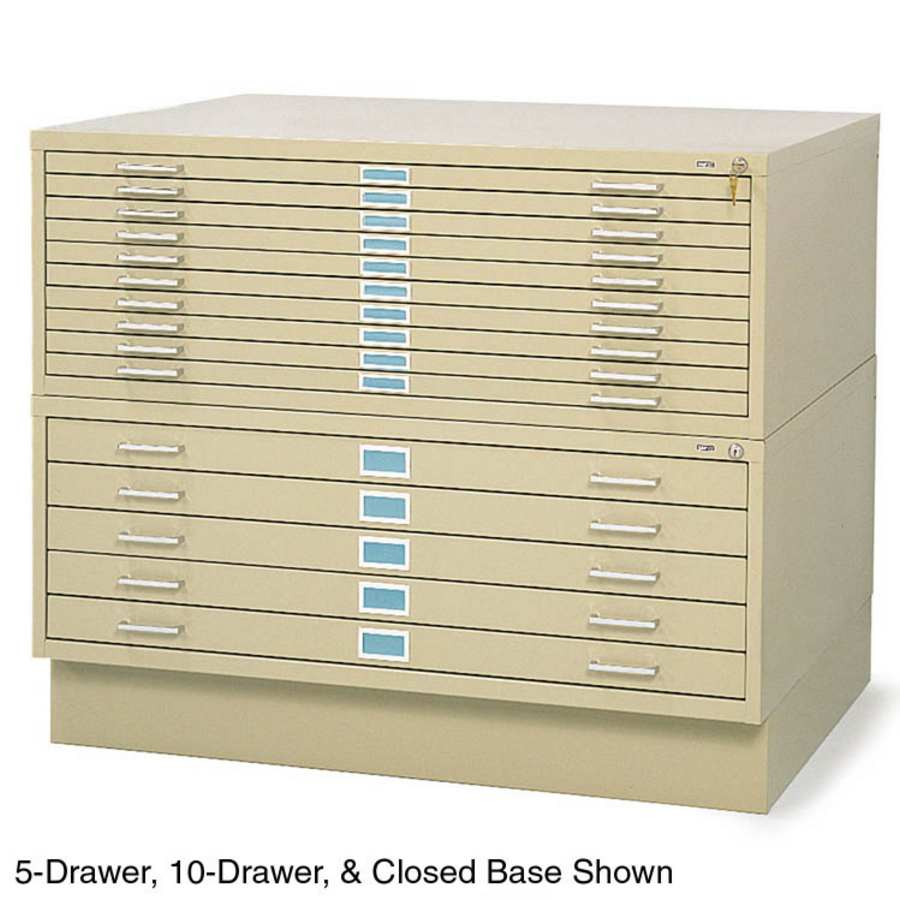 Safco 5 drawer flat file for 30 x 42 media 4996 5 drawer flat file for 30 x 42 media malvernweather Choice Image