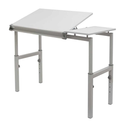 "24"" x 36"" Graphix II Workstation Drafting Furniture, Drafting Tables and Drawing Boards, Metal Drafting Tables, Studio Designs Graphix II Workstation, drawing table"
