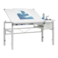 Graphix II Split-Top Pro-Line Drafting Table