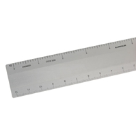 "6"" Aluminum Engineer Scale"