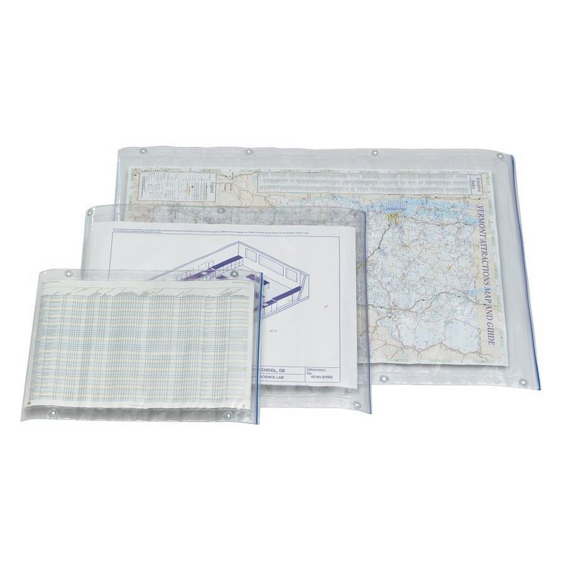 Alvin 24 x 36 clear protector clear vinyl covers acp36 24 x 36 heavy duty clear vinyl envelope malvernweather Gallery
