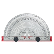 Precision Protractor Drafting Supplies, Drawing Equipment, Protractors