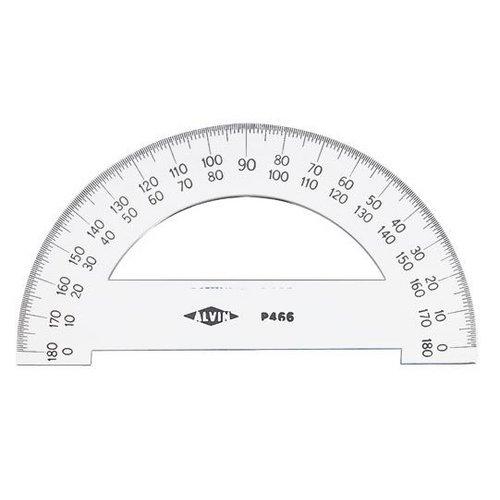 Alvin P234 4 inch Circular Protractor