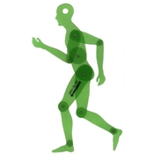 TD1735A : Alvin Large Human Figure Template