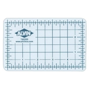 "TM2205 : Alvin 3.5"" x 5.5"" Translucent Cutting Mat"