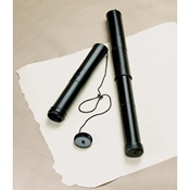 Telescoping Plastic Carrying Tube Drafting Supplies, Blueprint Tubes and Carriers, Blueprint Plan and Document Tubes