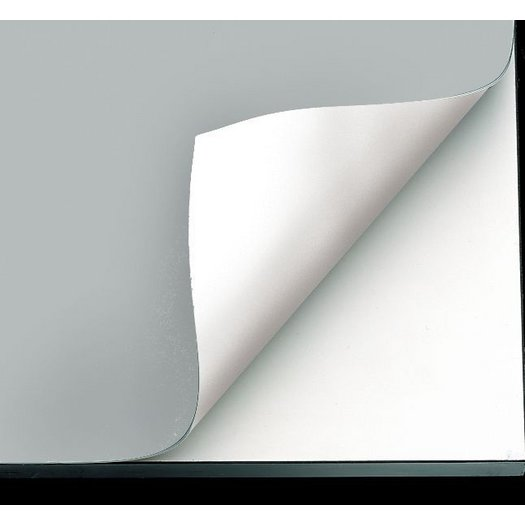 "VBC77-5 : Alvin Grey/White 31"" x 42"" Vyco Sheet"