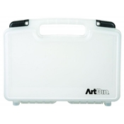"14""W QuickView Carrying Case Drafting Supplies, Portfolios and Cases, Art Supply Storage Bins"