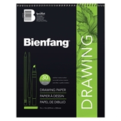 "523WB-257 : Bienfang 18"" x 24"" Spiral Bound Drawing Pad"