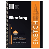 "601SD-104 : Bienfang 5.5"" x 8.5"" Take Me Along Sketch Book"