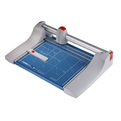 "D440 : Dahle 14 1/8"" Cut Premium Rolling Trimmer"