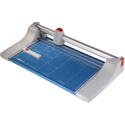 "D442 : Dahle 20 1/8"" Cut Premium Rolling Trimmer"