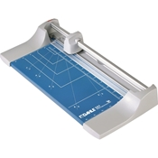 "D507 : Dahle 12 5/8"" Cut Personal Rolling Trimmer"