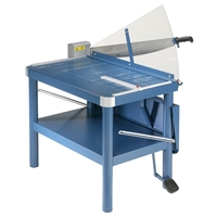 "D580 : Dahle 32 1/8"" Cut Premium LF Guillotine Trimmer"