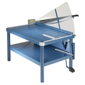 "D585 : Dahle 43 1/4"" Cut Premium LF Guillotine Trimmer"