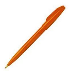 Sign Pen - Orange