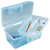 Small Art Tool Box Drafting Supplies, Portfolios and Cases, Art Supply Storage Bins
