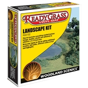 WSRG5152 : Woodland Scenics Readygrass Landscape Set