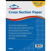 Alvin 4x4 Cross Section Papers