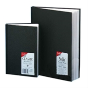 "4"" x 6"" Classic Black Sketch Book Drafting Paper and Drawing Media, Sketchbooks and Sketch Pads, 4"" x 6"" Classic Black Sketch Book"