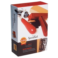 H3471 : Speedball Speedball Super Value Block Printing Starter Kit
