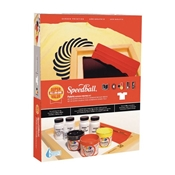 H4526 : Speedball Speedball Super Value Screen Printing Kit