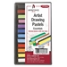 Artist Drawing Pastels Essential Set - ADP12BP