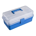 Two-Tray Art Tool Box