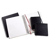 "6"" x 6"" Wirebound Sketchbook Drafting Paper and Drawing Media, Sketchbooks and Sketch Pads, 6"" x 6"" Wirebound Sketchbook"