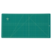 "18"" x 36"" Professional Cutting Mat Drafting Supplies, Cutting Tools and Trimmers, Cutting Mats, Alvin Green and Black Cutting Mats"