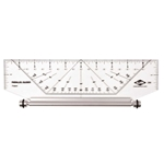 "10"" Professional Parallel Glider Drafting Supplies, Ruling and Measuring Tools, Specialty Rulers, Alvin Professional Parallel Glider"