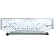25cm Metric Professional Parallel Glider Drafting Supplies, Ruling and Measuring Tools, Specialty Rulers, Alvin Professional Parallel Glider