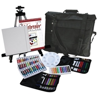 FA-202 : Royal & Langnickel All Media Travel Art Set